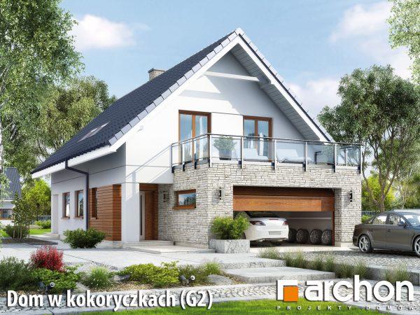 Dom w kokoryczykach (G2)